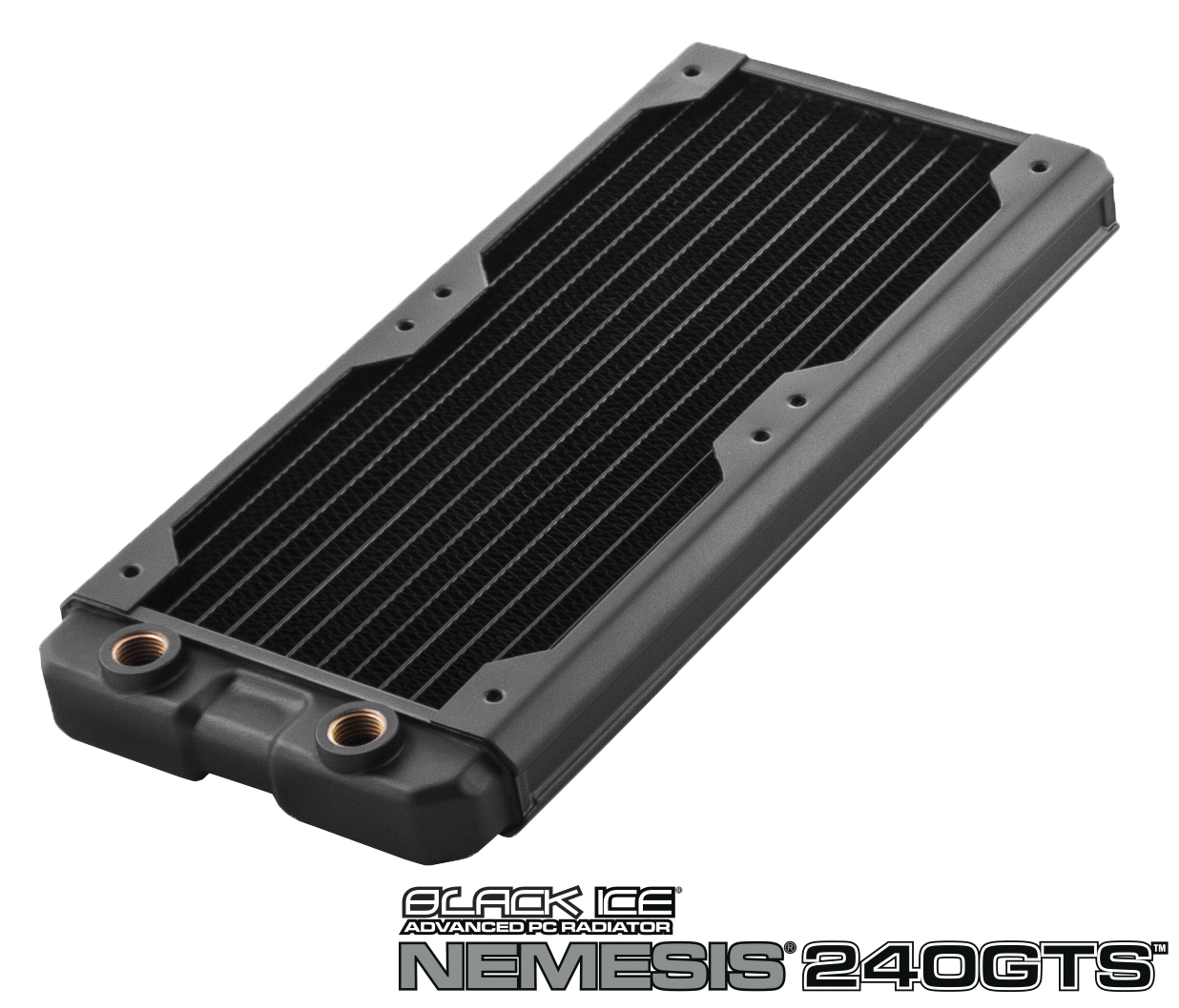 Hardware Labs - Black Ice Nemesis Radiator GTS 240 - Black