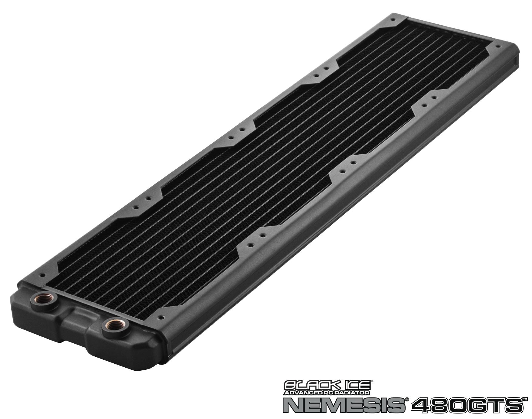 Hardware Labs - Black Ice Nemesis Radiator GTS 480 - Black