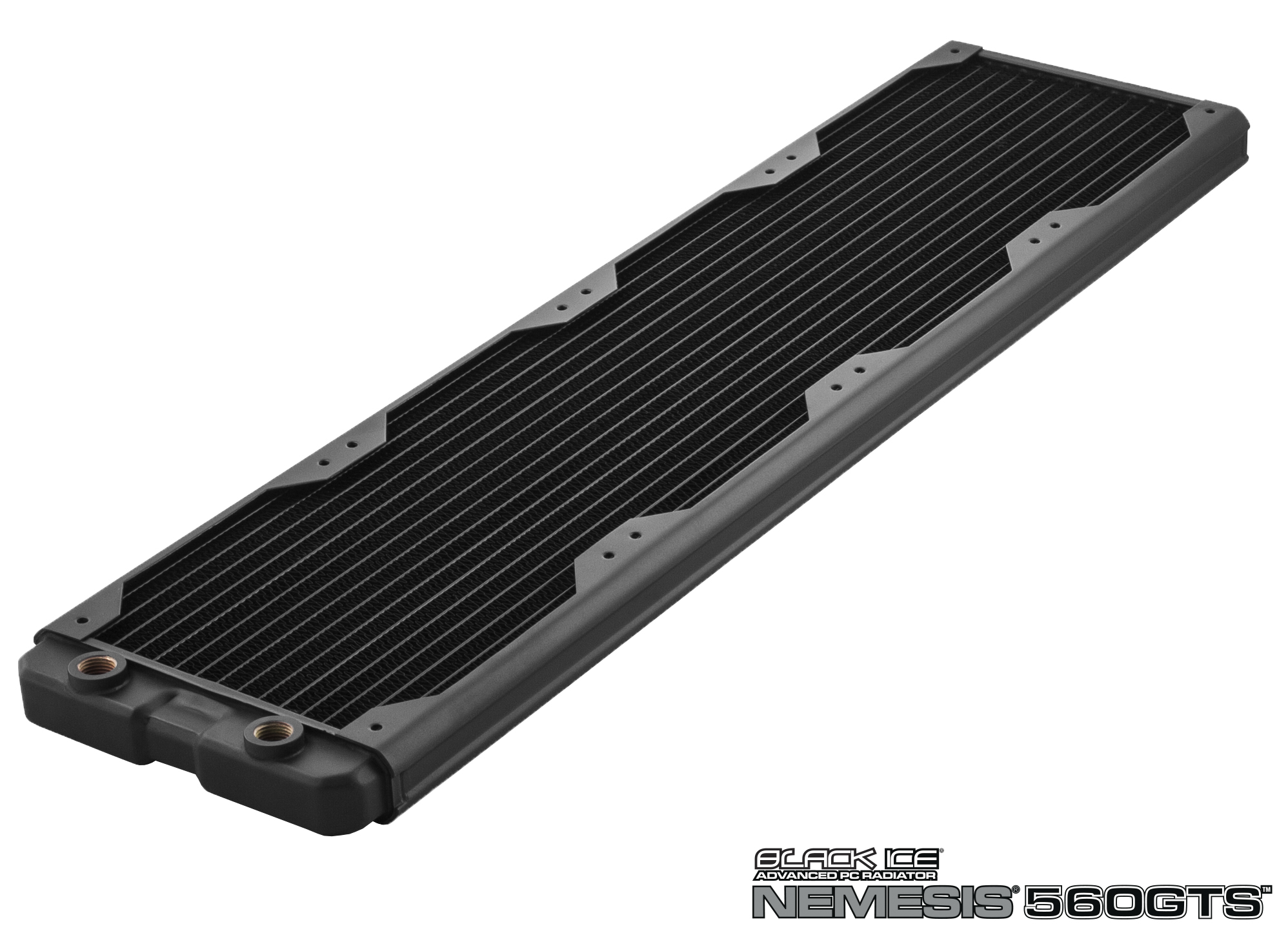Hardware Labs - Black Ice Nemesis Radiator GTS 560 - Black