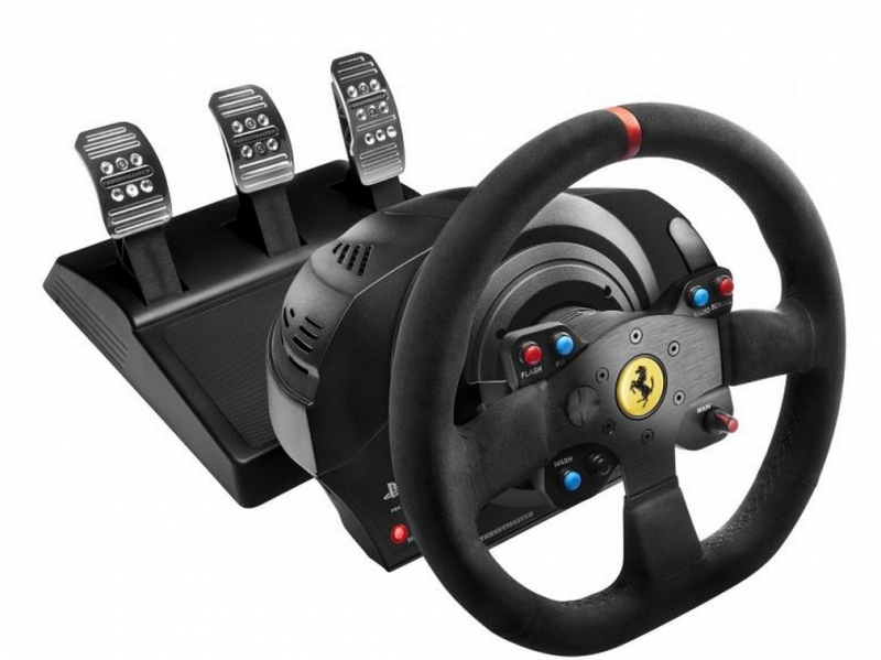 Thrustmaster T300 Ferrari Integral Racing Wheel (Alcantara Edition) 4160652