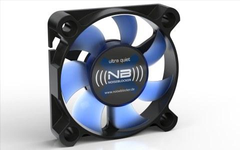 Noiseblocker BlackSilent Fan XS1 - 50mm