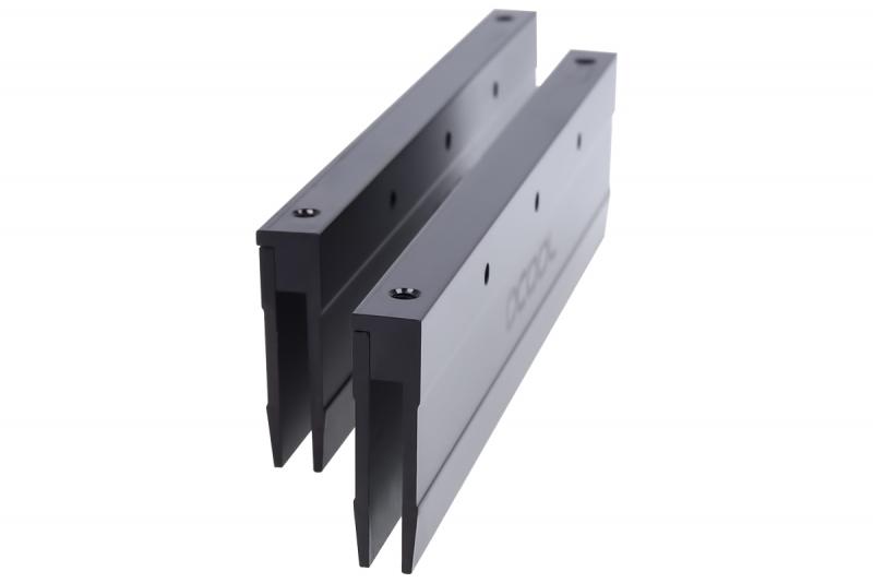 Alphacool D-RAM Modul (Alphacool D-RAM Coolerhez) - Black 2 db