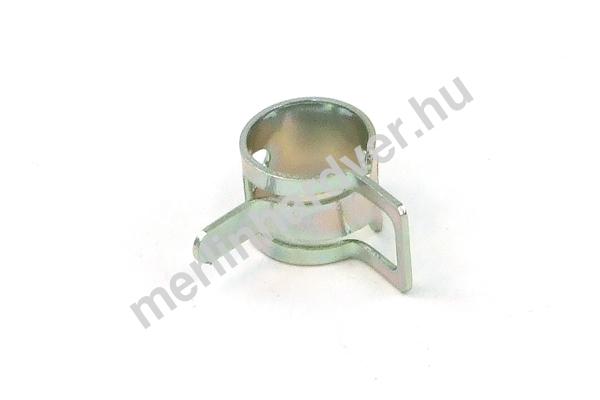 Tömlőbilincs rugós 10-12mm - ezüst