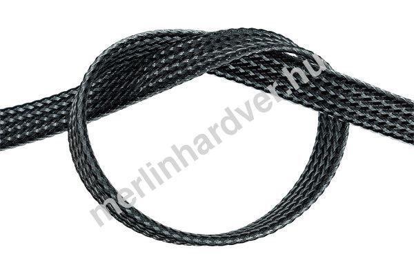 Phobya Flex Sleeve 10mm Carbon - 1m /93199/
