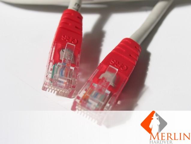 Kolink CAT5e UTP KERESZT kábel 3m Grey (KKTNW03CR)