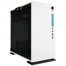 IN WIN 301 Micro-ATX - fehér