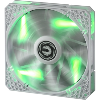 BitFenix Spectre PRO White 140mm Green LED