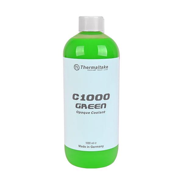 Thermaltake Coolant C1000 zöld, 1 Liter