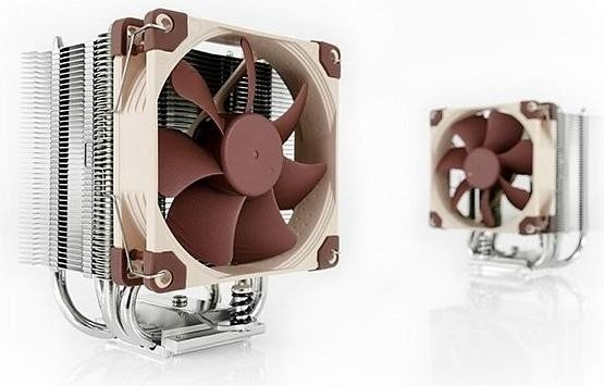 Noctua NH-U9S CPU cooler - 92mm