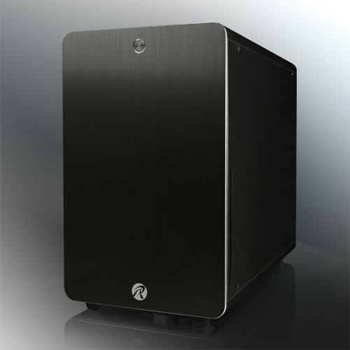RAIJINTEK STYX Classic Micro-ATX ház - fekete