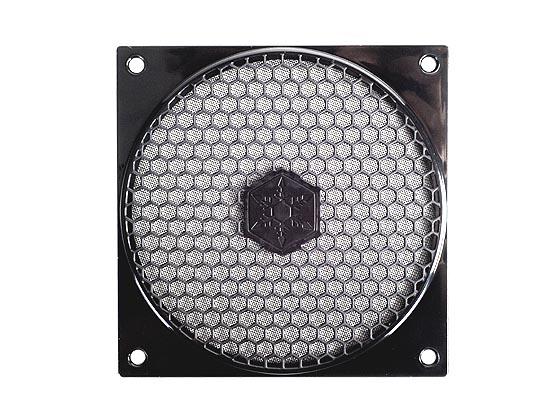 Silverstone 80mm ventilátor rács és filter kit