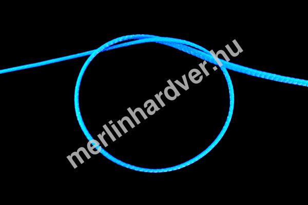 Phobya Flex Sleeve 3mm UV Kék - 1m