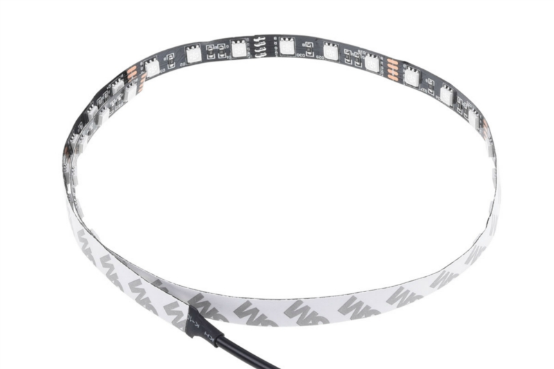 Alphacool Aurora LED Flexible Light 60cm inkl. Controller - RGB /15279/