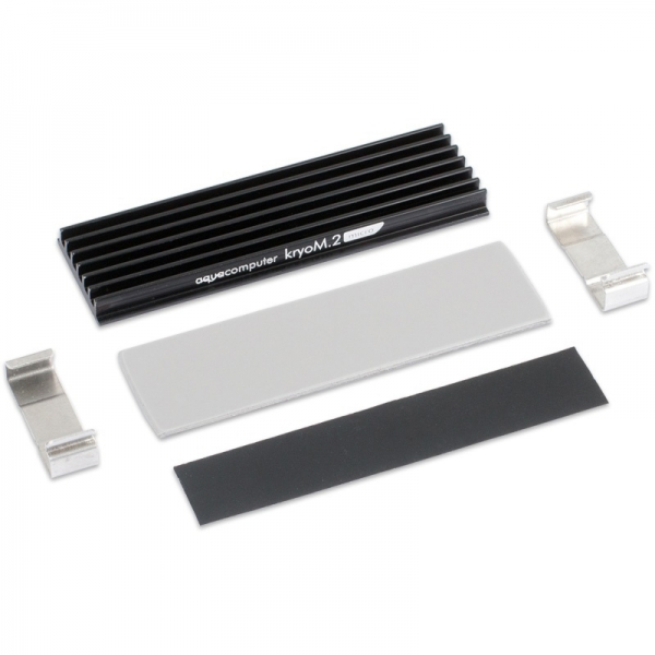 Aqua kryoM.2 micro Passzív hűtés M.2 2280 SSD (53247)