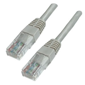 CAT6e UTP patch kábel 20m Grey (KKTNW620)
