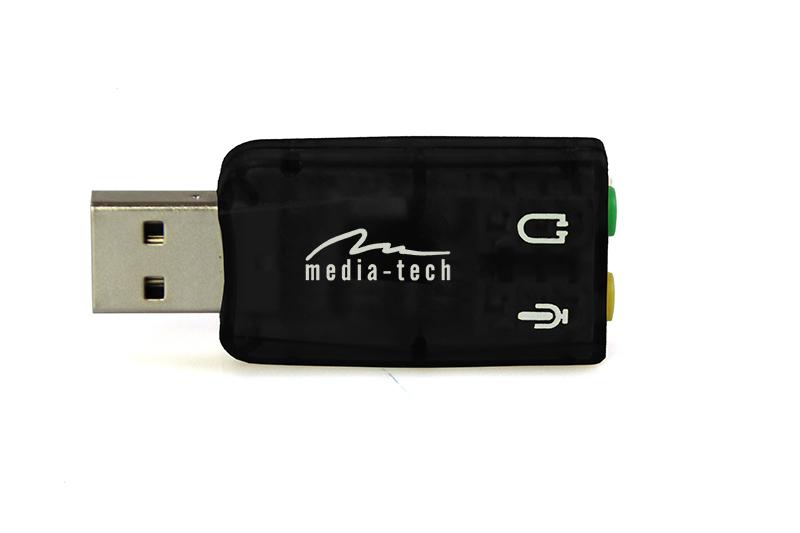 Media-Tech MT5101 Virtu 5.1 USB (MT5101)