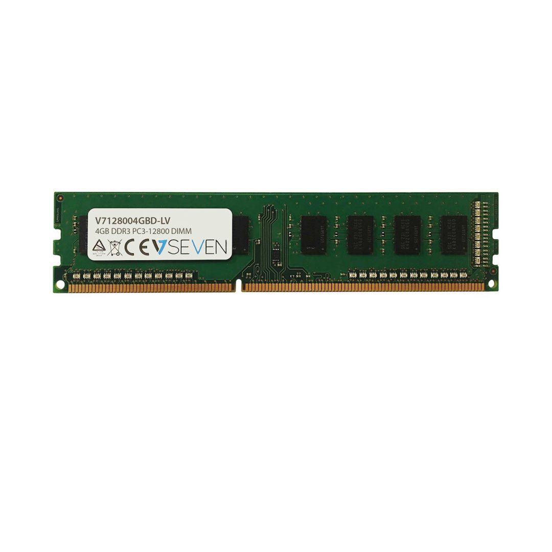 V7 4GB DDR3 1600MHz (V7128004GBD-LV)